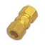 Compression Pipe Fittings (Brass)